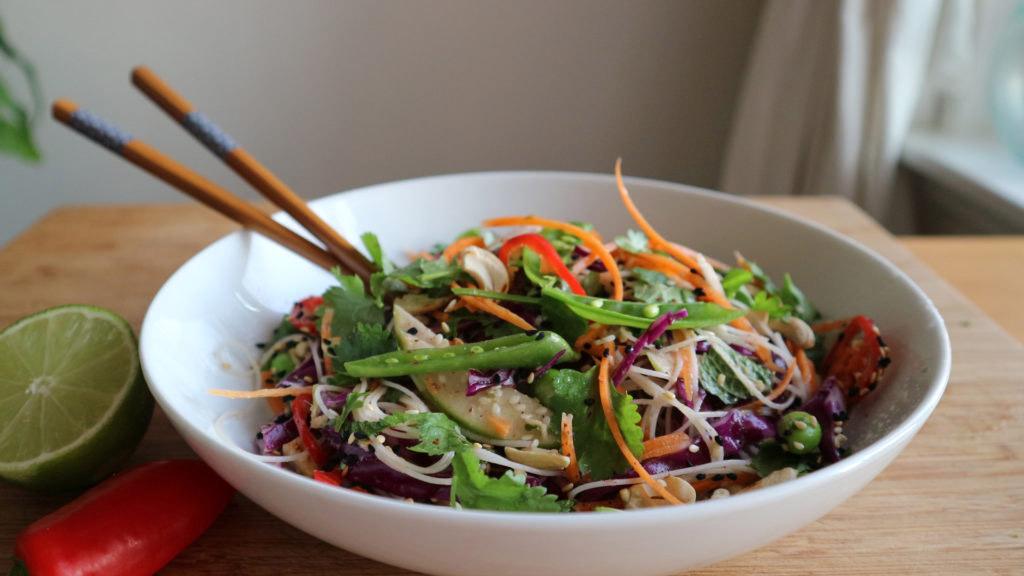 Vegan Noodle Salad