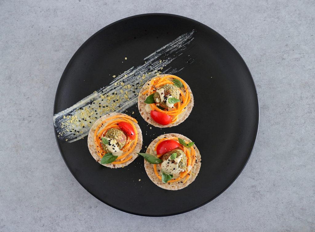 Vegan Sommar Polpette